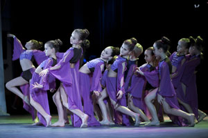 A school dance team needs help with fundraising