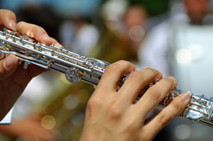 Instrumental groups need to raise funds for music and instruments
